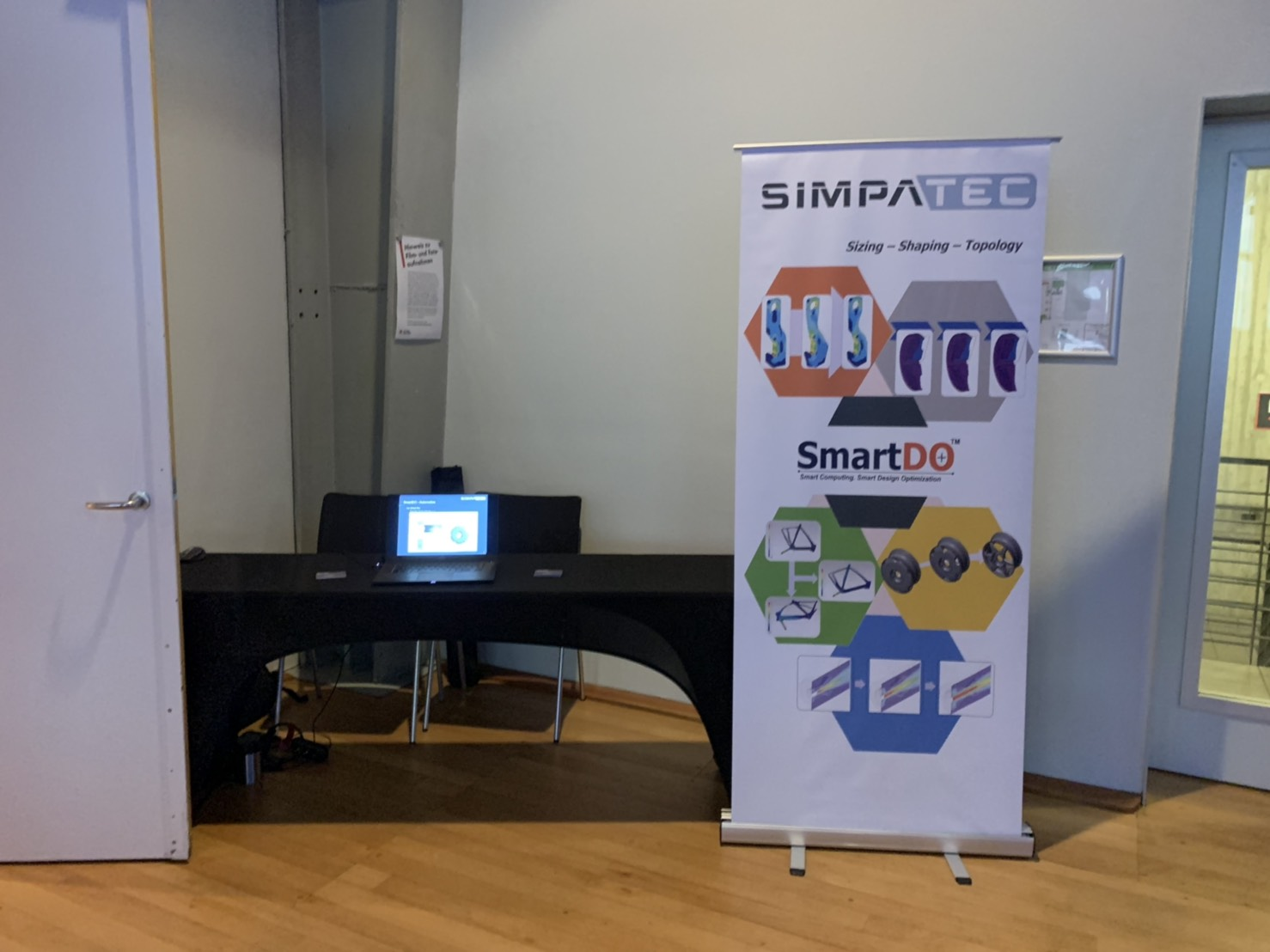 International SimpaTec User Meeting